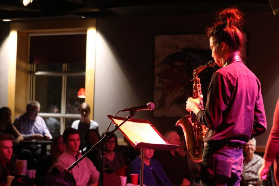 The Desautels Faculty of Music Jazz Ensembles bring soul to St. Boniface.