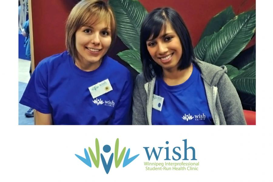 WISH Clinic students offer holistic health care to the North End community.