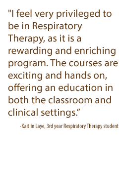 career goals respiratory therapy Interested in finding out what you can do with a respiratory therapy degree read our guide to learn more details about your degree and career options.
