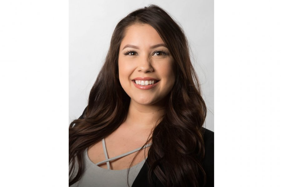 Lead Indigenous Student Recruitment Officer Desiree Morrisseau-Keesick.