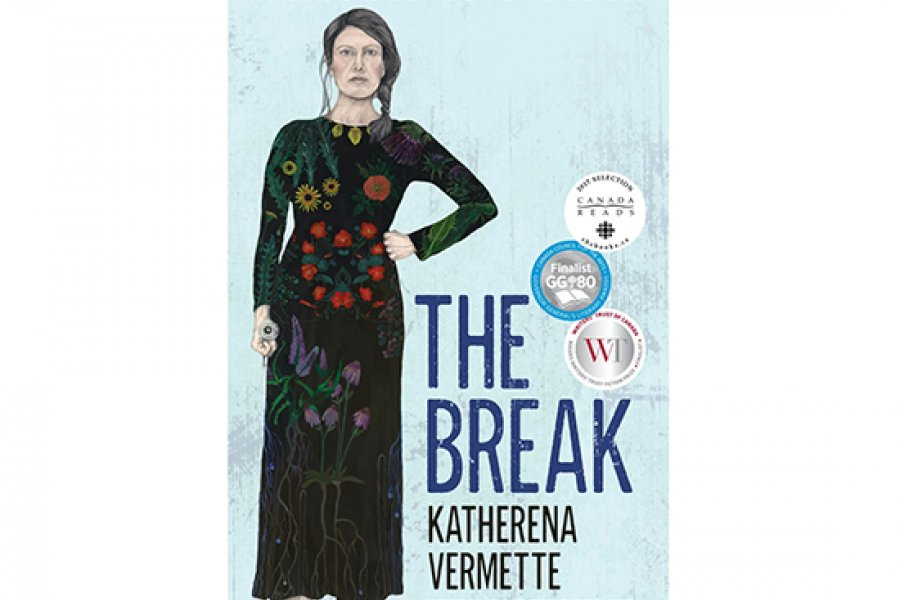 The Break book cover