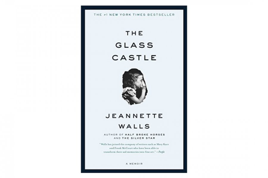 The Glass Castle book cover OBC