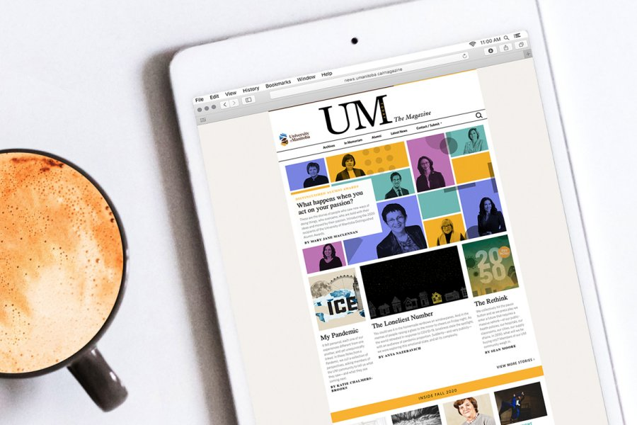 UMToday the Magazine Fall 2020