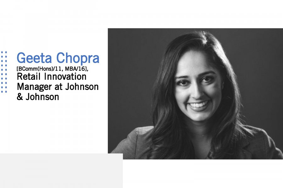 Geeta Chopra Mentorship Monday