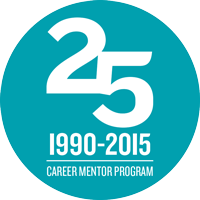 Career Mentor Program - 25 Years - 1990 - 2015