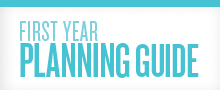 First year planning guide