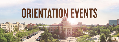 Orientation Events