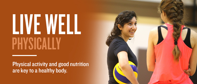 Physical - Live Well @ U of M