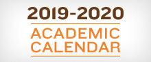 Link to the 2018-2019 Academic Calendar
