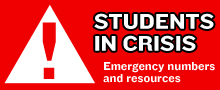Students in crisis